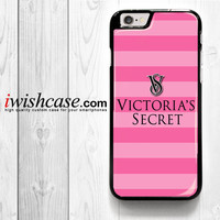 Victoria Secret Logo for iPhone 4 4S 5 5S 5C 6 6 Plus , iPod Touch 4 5  , Samsung Galaxy S3 S4 S5 S6 S6 Edge Note 3 Note 4 , and HTC One X M7 M8 Case