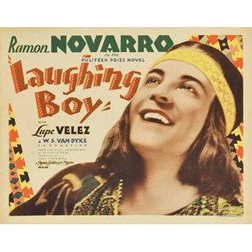 Laughing Boy Poster//Laughing Boy Movie Poster//Movie Poster//Poster Reprint