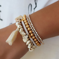 Set in Stone Arm Candy