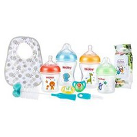 Nuby Natural Touch Starter Set