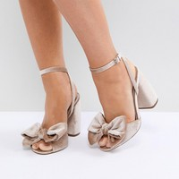 ASOS HAMPTON Heeled Sandals at asos.com