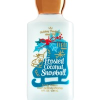 Body Lotion Frosted Coconut Snowball