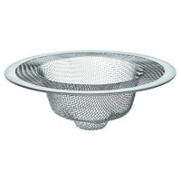 DANCO, 4-1/2 in. Mesh Kitchen Strainer in Stainless-Steel, 88822 at The Home Depot - Mobile