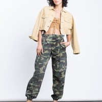 In Formation Camo Pants