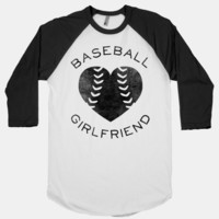 Baseball Girlfriend (Baseball Tee) | HUMAN