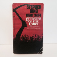 Night Shift by Stephen King 1984 Movie Tie-In Paperback