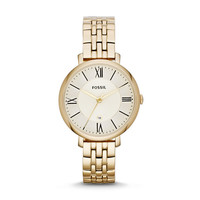 Jacqueline Date Watch, Gold