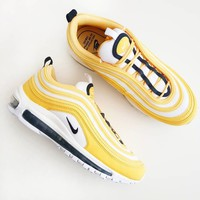 Nike Air Max 97 Bright yellow jade Gym shoes