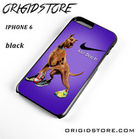 Scooby Doo Nike Just Do It For Iphone 6 Case UY