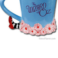 Wizard of Oz Coffee Mugs Bad Witch Gifts Collectibles from RetroPlanet.com