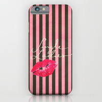 SINGLE LADIES - for iphone iPhone & iPod Case by Simone Morana Cyla