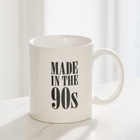 Made In The '90s Mug | Urban Outfitters