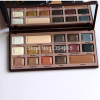 NK6 Glitter Eyeshadow Palette 16 Colors