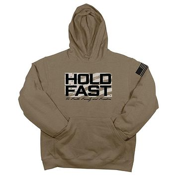 Kerusso Hold Fast Logo USA Unisex Hoodie T Shirt