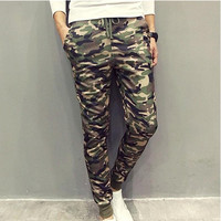 2017 Brand New Camouflage Men's Pant of Cool Casual Military Trouser Sweatpants