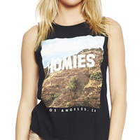 Homies Hollywood Sign Tank | Wet Seal