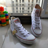 """""""Converse""""All-match Fashion Casual Male Female Classic Style Cloth Shoes Plate Shoes Sneakers Shoes"""