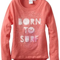 Roxy Big Girls' Born To Surf Shirt
