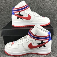 Riccardo Tisci x Nike AF1 Fashion Star High-Top Sneakers Sport Shoes