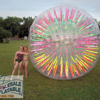 Glow Human Hamster Ball *~ On Sale For Short Time *~