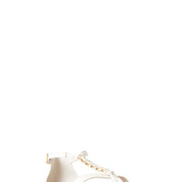 Luxe Chain Sandals