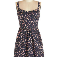 ModCloth Fruits Mid-length Sleeveless A-line Bushel of Beauty Dress