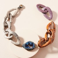 Python Link Collar Necklace