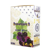 High Hemp Wraps Grape Flavor (50 wraps)