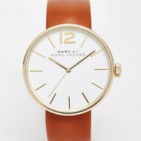 Marc By Marc Jacobs Peggy Minimal Classic Leather Watch MBM1362