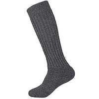 Therapeutic Tall Knee Socks for Diabetes, Cold Feet & Sensitive Skin - 3 Colors