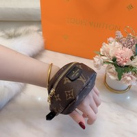 HCXX 19Nov 189 Louis Vuitton LV Monogram Empreinte Bumbag Mini Size Wrist Bag