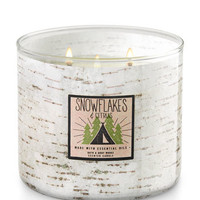 SNOWFLAKES & CITRUS3-Wick Candle