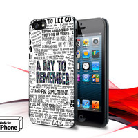 A Day to remember Have Faith In Me iPhone 4/4S / 5/ 5s/ 5c case, Samsung Galaxy S3/ S4 case, iPod Touch 4 / 5 case