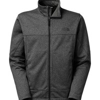 The North Face Canyonwall Jacket for Men in Dark Grey Heather NF00CTZ8-GGZ