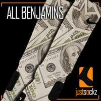 Custom Nike Elite Socks : All Benjamins