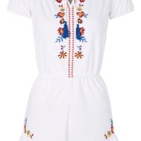 Gypset Embroidery Jersey Plays | Topshop