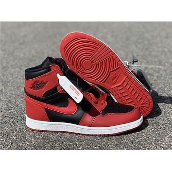 Air Jordan 1 Hi 85 Varsity Red