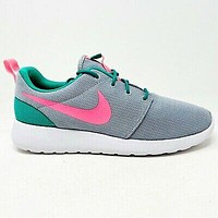 Nike Roshe One Wolf Grey Summit Pulse Mens Size 8.5 Sneakers 511881 038