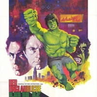 Incredible Hulk,The (German) 11x17 Movie Poster (1977)