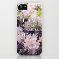 Psalm 139 iPhone & iPod Case by Type of Faith