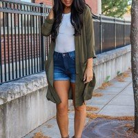 Just A Hint Trench