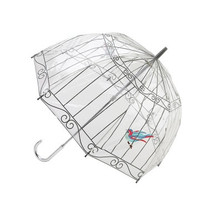 Birdcage Umbrella | Umbrellas | Designer Accessories | Lulu Guinness