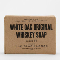 Barnaby Black Hard Milled Bar Soap - Urban Outfitters