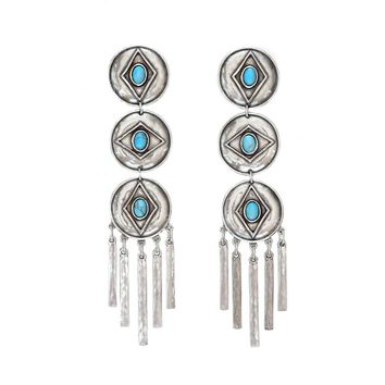 THIRD EYE EARRINGS