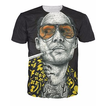 Buy The Ticket Take The Ride   Fear And Loathing In Las Vegas T-Shirt