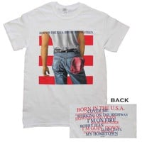 Bruce Springsteen Born in the U.S.A. T-Shirt