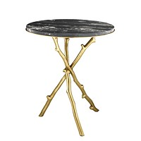 Gold Side Table | Eichholtz Westchester