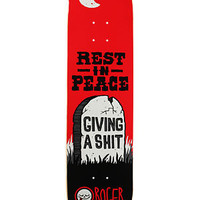 Roger Rest in Peace Deck  8.125x32.25