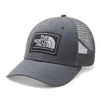 Mudder Trucker Hat in Weathered Black, TNF Black & Mid Grey by The North Face