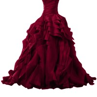 Sunvary Luxurious 2016 Ball Gown Quinceanera Dresses for Prom with Ruffles